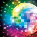 nagyker Parti kellékek: Disco Fever szalvéta 16 db-os, 25*25 cm