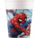 Spiderman, Pókember Papír pohár 8 db-os