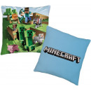 Minecraft pillow, decorative pillow