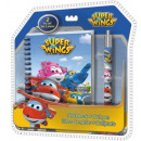 Log + Feather Super Wings