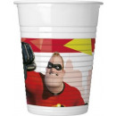 The Incredibles, The Incredible Family Plastic cup