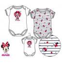 DisneyMinnie body niemowlęce, kombinezon komplet 2