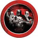 Star Wars Paper Plate 8 x 23 cm Metallic
