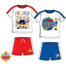 Sam is a firefighter 2 piece set for 3-6 years