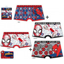 Spiderman Kids Boxer Pants 2 Pieces / Pack