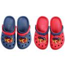 Miraculous Ladybug kid slippers clog