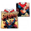 Superman beach towel poncho 50 * 100cm