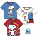 ingrosso Prodotti con Licenza (Licensing):Baby T-shirt, top Snoopy