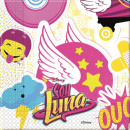 Disney Soy Luna napkin with 20 pcs
