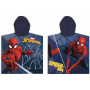 Ponczo ręcznik plażowy Spiderman 50*100 cm 100