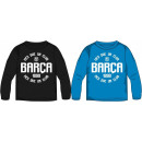 Gyerek hosszú ujjú póló FCB, FC Barcelona 116-146