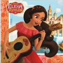 Disney Elena of Avalor napkin with 20 pcs