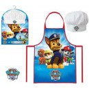 wholesale Licensed Products: Children's  Apron 2 piece set Paw Patrol