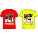 grossiste Vetements enfant et bebe: T-shirt Enfant Top Penguins of Madagascar 98-128