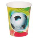 Focis paper cup 8 pcs 266 ml