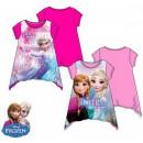 T-shirt per bambini, top Disney Frozen, surgelati