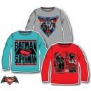 hurtownia Produkty licencyjne: Dzieci z długimi  rękawami Koszulka Batman vs Super