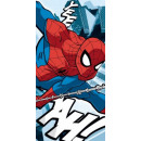 Spiderman bath towel beach towel 70 * 140cm