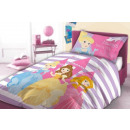 mayorista Artículos con licencia: ropa de cama  infantil Disney  Princess 100 × 135 ...