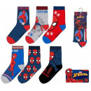 Children's Socks Spiderman , Spiderman 23-34