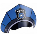 Police Party hat 8 pieces