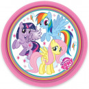 My Little Pony Paper Plate 8-delig 18 cm