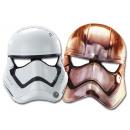 Star Wars Mask, mask 6 pcs