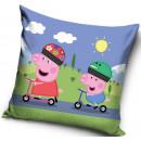 Peppa pig pillowcase 40 * 40 cm