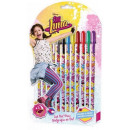 Gel pen set 12-piece Disney Soy Luna