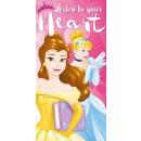 Disney Princess , Princess Badetuch, Handtuch