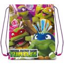 groothandel Stationery & Gifts: Sporttas zak  toernooi Ninja Turtles 41 cm