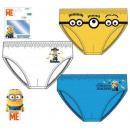 Children's Underwear, Minions 3 pieces / packa