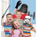 Zestaw akcesoriów do zdjęć Star Wars
