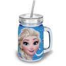 Mug Fumé, Disney frozen , Crème Glacée 400 ml