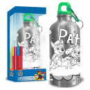 wholesale Licensed Products: Colorable aluminum foam carabiner Paw Patro