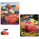 mayorista Artículos con licencia: Manta de lana  Disney Cars, Cars 120 * 140cm