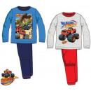 Dzieci długo piżama Blaze , Płomień 3-8 lat