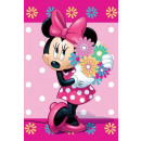 Polar Duvert Disney Minnie 100 * 150cm