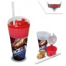 ingrosso Prodotti con Licenza (Licensing): Bicchiere rinfrescante e snack Disney Cars ...