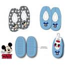 Zapatillas de invierno para niños Disney Mickey