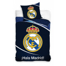 Bed linen Real Madrid 140 × 200cm, 70 × 80 cm