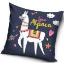 Llama, Lama pillowcase 40 * 40 cm