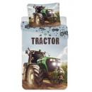 Traktor Bettwäsche 140 × 200 cm, 70 × 90 cm