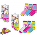 Children socks Disney Soy Luna