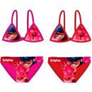 wholesale Swimwear: Ladybug Miraculous  swimsuit, bikini 104-140