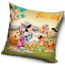 The Flintstones, Frédi and Béni pillowcase 40 * 40
