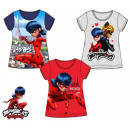 Miraculous Ladybug kids short t-shirt, top 4-8 yea