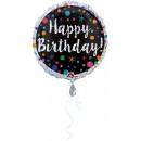 Balony foliowe Happy Birthday 43 cm