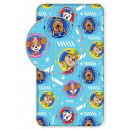 Paw Patrol Fitted Sheet 90 * 200 cm