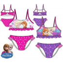 Kinder Badeanzug, Bikini Disney Frozen, gefroren